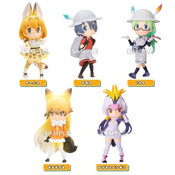 けものフレンズ コレクションフィギュア 6個入りBOX[ブシロードクリエイティブ]《09月予約》