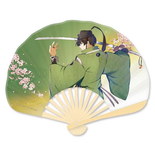 刀剣乱舞-ONLINE- 扇子41:石切丸[プロケット]《在庫切れ》