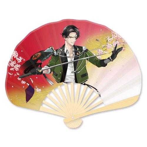 刀剣乱舞-ONLINE- 扇子75:豊前江[プロケット]《在庫切れ》