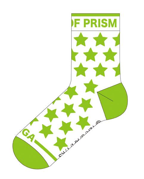 「KING OF PRISM-Shiny Seven Stars-」シースルーソックスコレクション 香賀美タイガ[インパクトジャム]《発売済・在庫品》