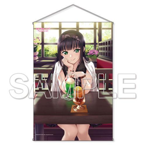 『ラブライブ!サンシャイン!!』B1タペストリーシリーズ Ver.Summer Days 第二弾 黒澤ダイヤ[KADOKAWA]《09月予約》