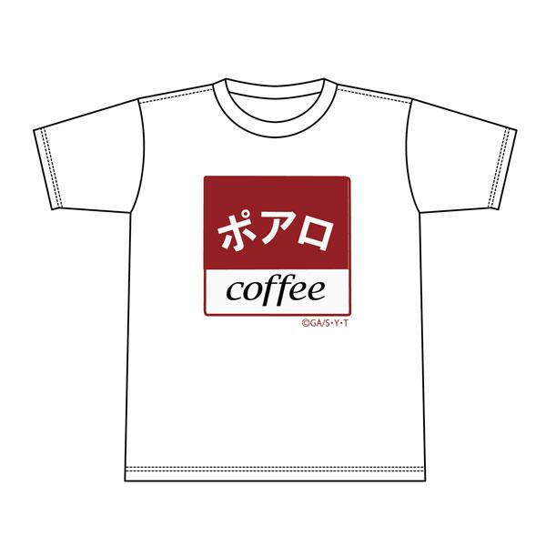 名探偵コナン 喫茶ポアロシリーズ Tシャツ スクエアロゴ 150[ツインクル]《在庫切れ》