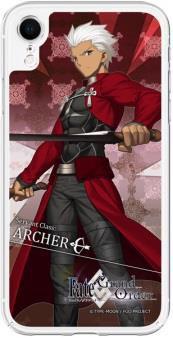 『Fate/Grand Order』 iPhoneXRケース エミヤ[キャラモード]《在庫切れ》