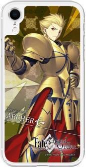『Fate/Grand Order』 iPhoneXRケース ギルガメッシュ[キャラモード]《在庫切れ》
