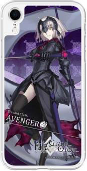『Fate/Grand Order』 iPhoneXRケース ジャンヌ・ダルク[オルタ][キャラモード]《在庫切れ》