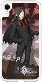 『Fate/Grand Order』 iPhoneXRケース 諸葛孔明(エルメロイII世)[キャラモード]《在庫切れ》