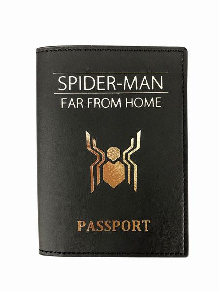 スパイダーマン ファー・フロム・ホーム/ パスポートケース[イン・ロック]《在庫切れ》