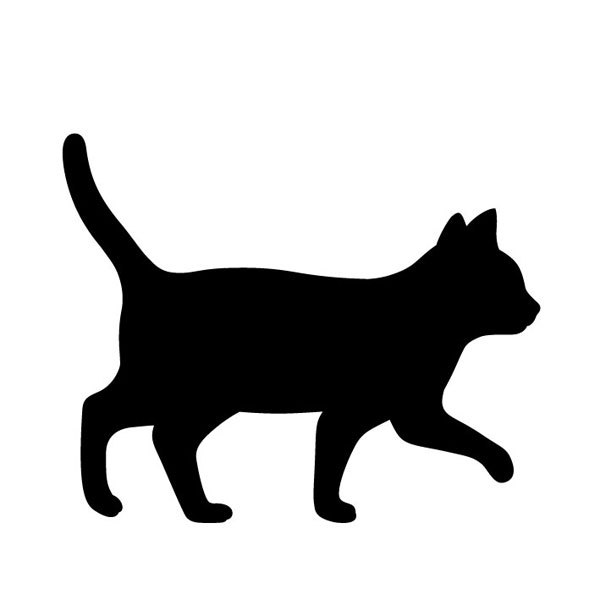 CAT WALL LIGHT 02 てくてく[東洋ケース]《在庫切れ》