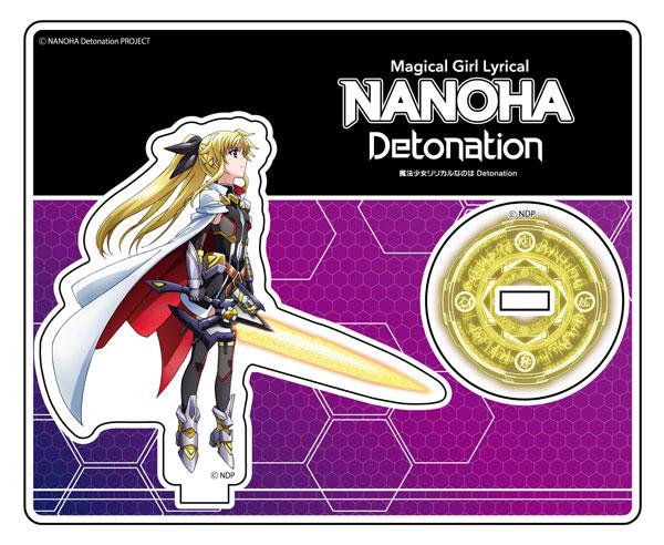 魔法少女リリカルなのは Detonation アクリルスタンド フェイト・T・ハラオウン[コンテンツシード]《発売済・在庫品》