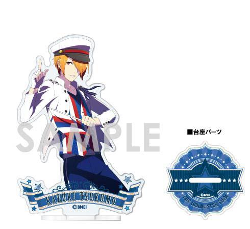 アイドルマスター SideM アクリルスタンド~1st STAGE&2nd STAGE~ 第3弾 N.九十九一希[ソル・インターナショナル]《在庫切れ》