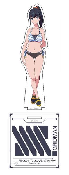 SSSS.GRIDMAN 6inch アクリルフィギュア 宝多六花(水着ver.)[インドア]《07月予約》
