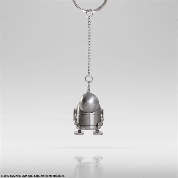 NieR:Automata メタルキーホルダー 機械生命体[スクウェア・エニックス]《在庫切れ》