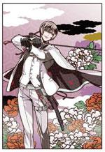 プリズムアートプチ ジグソーパズル 刀剣乱舞-ONLINE- 亀甲貞宗(牡丹) 70ピース(97-211)[やのまん]《06月予約》
