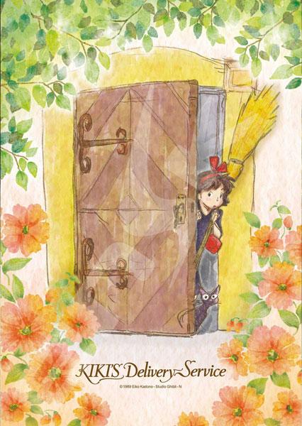 ジグソーパズル 魔女の宅急便 扉を開けたら 108ピース (108-416)[エンスカイ]《発売済・在庫品》