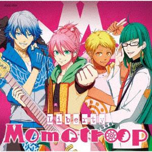 CD Momotroop(モモセ、トリサワ、イヌタケ、サルハシ) / 音戯の譜~CHRONICLE~ Liberty[コロムビア]《発売済・在庫品》