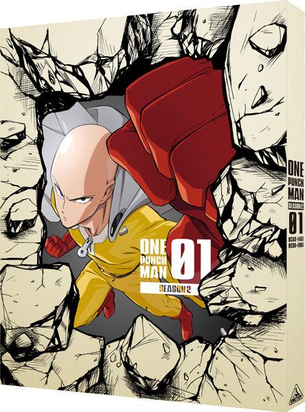 BD ワンパンマン SEASON 2 1 特装限定版 (Blu-ray Disc)[バンダイナムコアーツ]《08月予約》