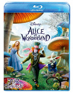 BD アリス・イン・ワンダーランド (Blu-ray Disc)[ウォルト・ディズニー・スタジオ・ジャパン]《07月予約※暫定》