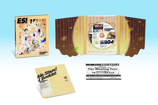 DVD あんさんぶるスターズ! 04 特装限定版[バンダイナムコアーツ]《12月予約※暫定》