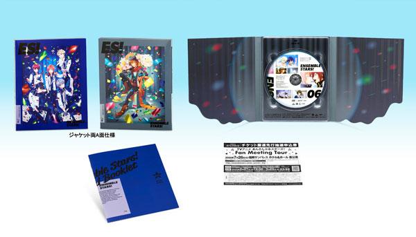 DVD あんさんぶるスターズ! 06 特装限定版[バンダイナムコアーツ]《02月予約》