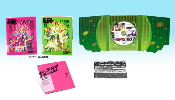BD あんさんぶるスターズ! 07 特装限定版 (Blu-ray Disc)[バンダイナムコアーツ]《03月予約》