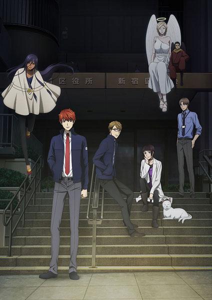 BD 真夜中のオカルト公務員 OVA (Blu-ray Disc)[KADOKAWA]《10月予約》