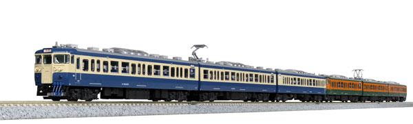 10-1572 しなの鉄道115系 (湘南色/横須賀色) 6両セット 特別企画品[KATO]【送料無料】《08月予約》