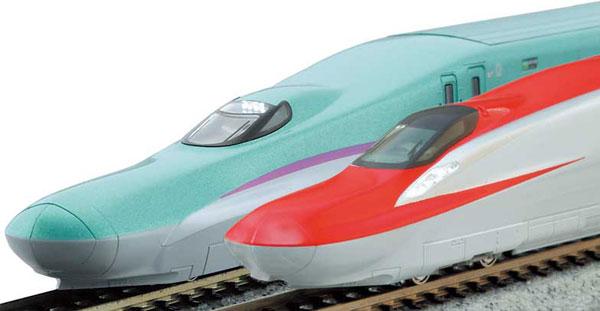 10 031 E5系新幹線 はやぶさ E6系新幹線 こまち 複線スターターセット Kato 送料無料 在庫切れ