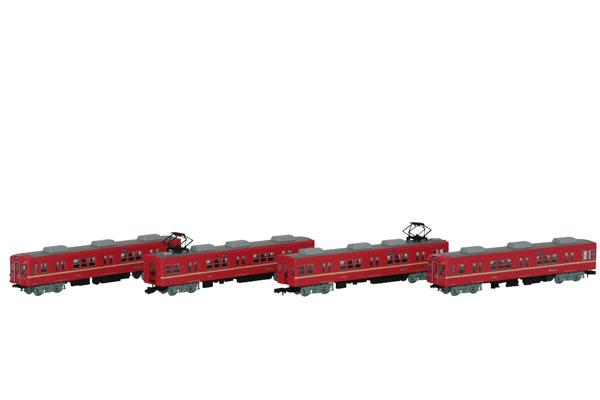 鉄道コレクション 京成電鉄3300形更新車(旧塗装ファイヤーオレンジ)3312編成4両セット[トミーテック]《発売済・在庫品》