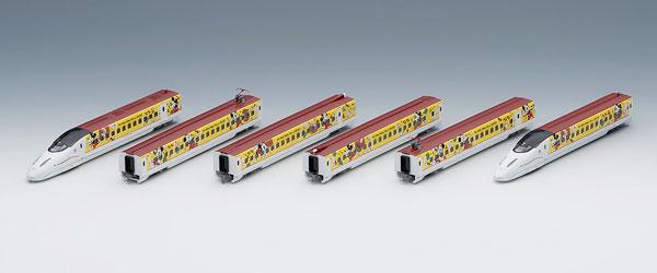 97914 限定品 九州新幹線8001000系(JR九州 Waku Waku Trip 新幹線)セット(6両)[TOMIX]【送料無料】《10月予約》