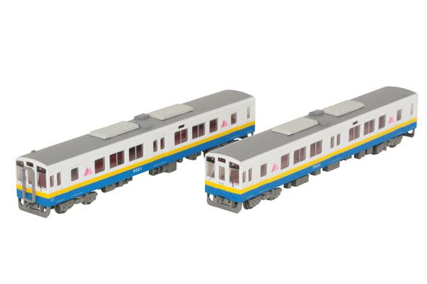 鉄道コレクション 関東鉄道キハ5020形 2両セット[トミーテック]《発売済・在庫品》