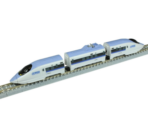 ST008-1 Zショーティー 500系新幹線 こだま[ロクハン]《在庫切れ》
