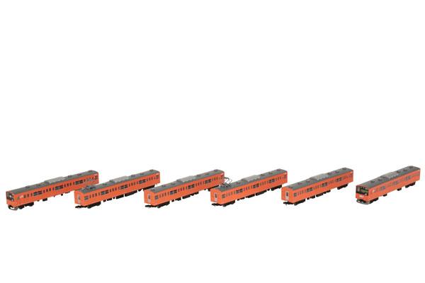 鉄道コレクション JR201系中央線快速 H4編成 6両セット[トミーテック]《10月予約》