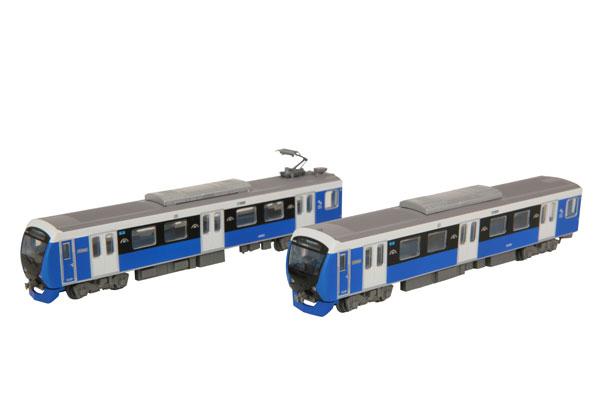 鉄道コレクション 静岡鉄道A3000形(Elegant Blue)2両セットF[トミーテック]《発売済・在庫品》