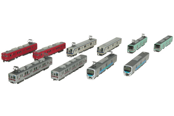 鉄道コレクション 第29弾 10個入りBOX[トミーテック]《発売済・在庫品》