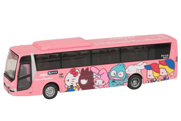 ザ・バスコレクション 京王バス南 サンリオピューロランド号1号車[トミーテック]《発売済・在庫品》