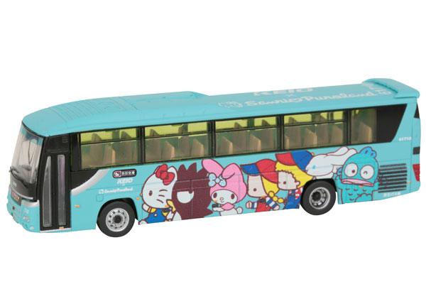 ザ・バスコレクション 京王バス南 サンリオピューロランド号2号車[トミーテック]《10月予約》