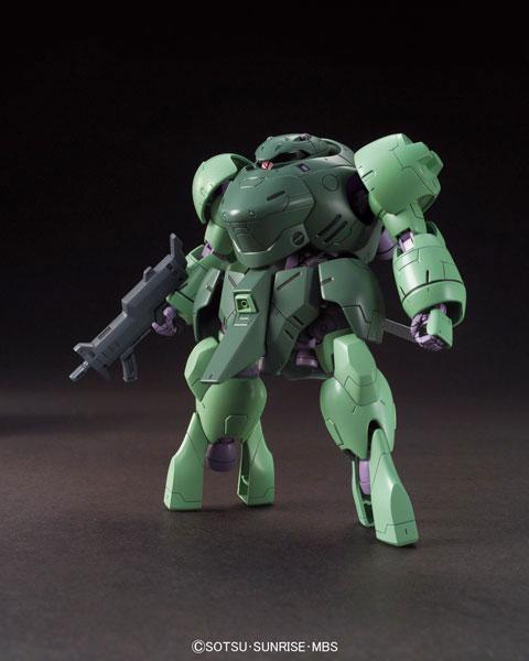 HG 機動戦士ガンダム 鉄血のオルフェンズ 1/144 マンロディ プラモデル(再販)[BANDAI SPIRITS]《発売済・在庫品》