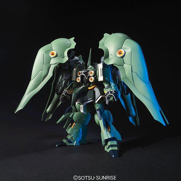 HGUC 1/144 機動戦士ガンダムUC(ユニコーン) クシャトリヤ プラモデル(再販)[BANDAI SPIRITS]《12月予約》