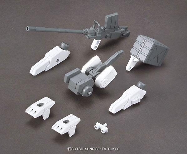 HGBC 1/144 Ez-ARMS プラモデル(再販)[BANDAI SPIRITS]《在庫切れ》