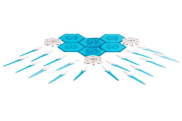 M.S.G モデリングサポートグッズ へヴィウェポンユニット23EX マギアブレード Special Edition CRYSTAL BLUE プラモデル[コトブキヤ]《06月予約》