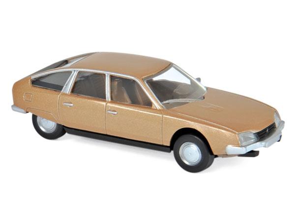1/64 シトロエン CX 1974 メタリックサンドベージュ[ノレブ]《発売済・在庫品》