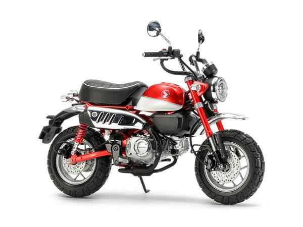 1/12 オートバイシリーズ No.134 Honda モンキー125 プラモデル[タミヤ]《発売済・在庫品》