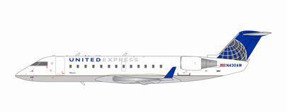 1/200 Gemini200 CRJ-200 ユナイテッドエクスプレス航空 N430AW[ジェミニ]《在庫切れ》
