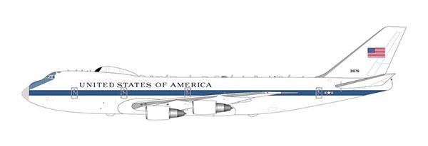 1/400 Gemini Macs E-4B アメリカ空軍 73-1676 w/Antenna[ジェミニ]《在庫切れ》