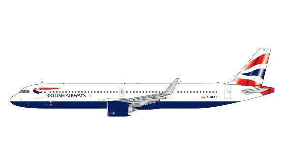 1/400 Gemini Jetsブリティッシュエアウェイズ A321neo G-NEOP[ジェミニ]《在庫切れ》