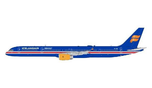 1/400 Gemini Jetsアイスランド航空 (100Years Independence) 757-300(W) TF-ISX[ジェミニ]《在庫切れ》