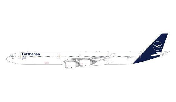 1/400 Gemini Jetsルフトハンザ航空 新塗装 A340-600 D-AIHI[ジェミニ]《在庫切れ》