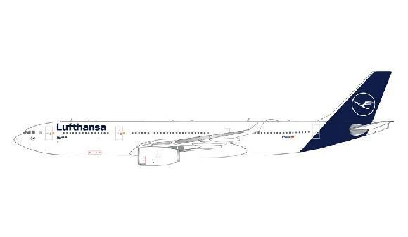 1/400 Gemini Jetsルフトハンザ航空 新塗装 A330-300 D-AIKO[ジェミニ]《在庫切れ》