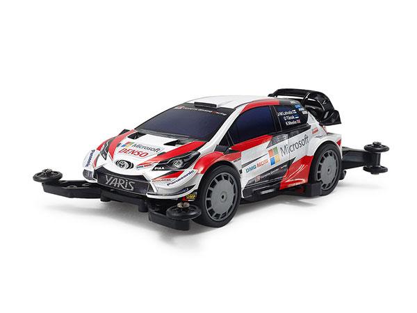ミニ四駆PRO トヨタ ガズーレーシング WRT/ヤリス WRC (MA)[タミヤ]《発売済・在庫品》