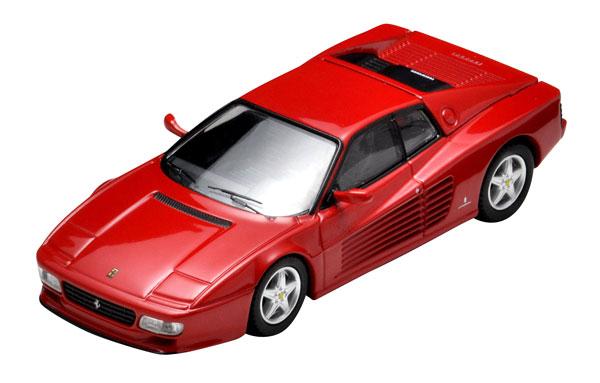 トミカリミテッドヴィンテージ ネオ TLV-NEO フェラーリ512TR(赤)[トミーテック]《09月予約》